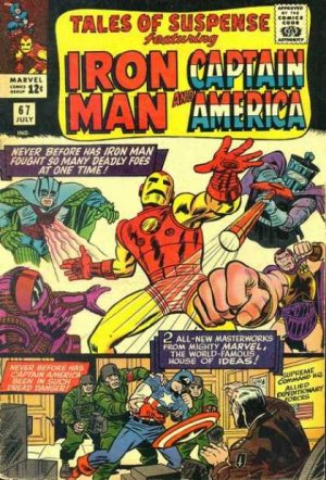 Tales of Suspense # 67 Issues V1 (1959 - 1968)