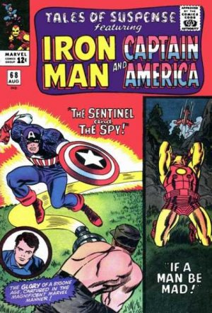 Tales of Suspense # 68 Issues V1 (1959 - 1968)
