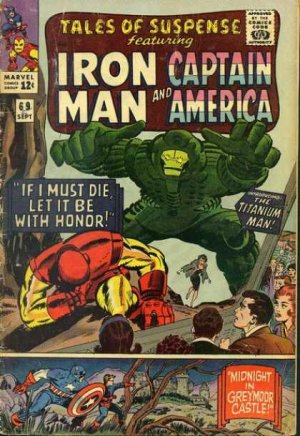 Tales of Suspense # 69 Issues V1 (1959 - 1968)