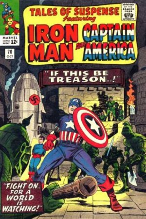 Tales of Suspense # 70 Issues V1 (1959 - 1968)