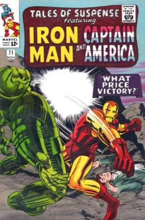 Tales of Suspense # 71 Issues V1 (1959 - 1968)