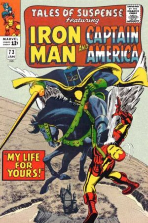 Tales of Suspense # 73 Issues V1 (1959 - 1968)