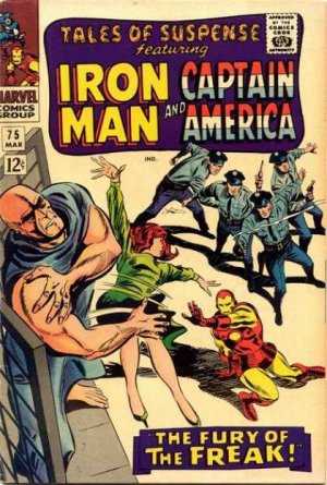 Tales of Suspense # 75 Issues V1 (1959 - 1968)
