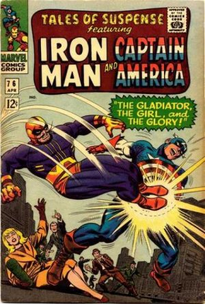 Tales of Suspense # 76 Issues V1 (1959 - 1968)