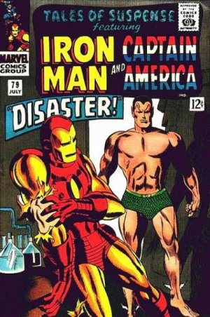 Tales of Suspense # 79 Issues V1 (1959 - 1968)