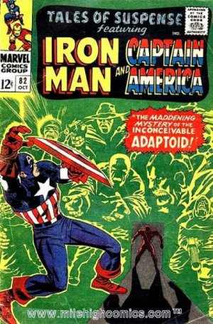 Tales of Suspense # 82 Issues V1 (1959 - 1968)