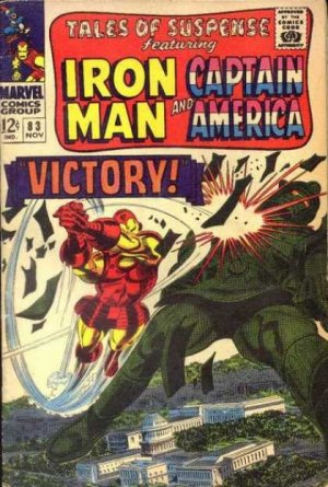 Tales of Suspense # 83 Issues V1 (1959 - 1968)