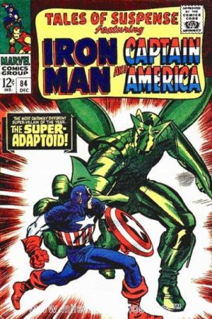 Tales of Suspense # 84 Issues V1 (1959 - 1968)