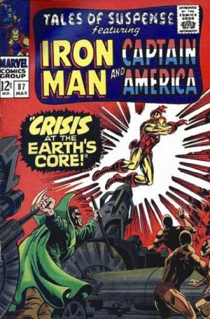 Tales of Suspense # 87 Issues V1 (1959 - 1968)