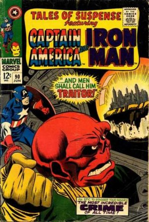 Tales of Suspense # 90 Issues V1 (1959 - 1968)