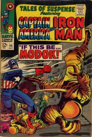 Tales of Suspense # 94 Issues V1 (1959 - 1968)