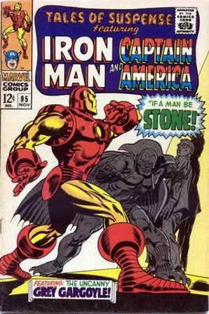 Tales of Suspense # 95 Issues V1 (1959 - 1968)