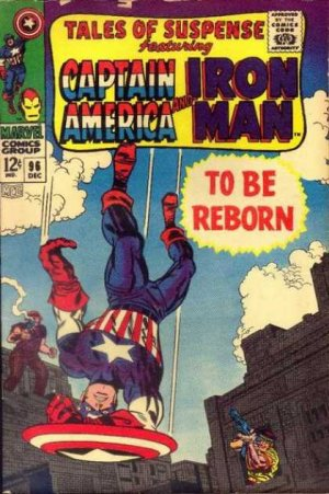 Tales of Suspense # 96 Issues V1 (1959 - 1968)