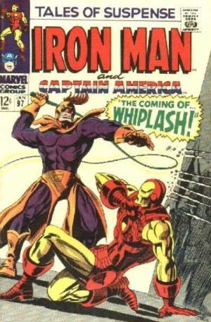 Tales of Suspense # 97 Issues V1 (1959 - 1968)