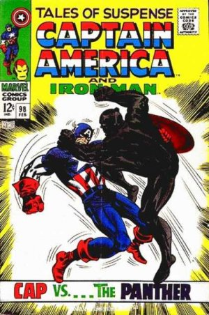 Tales of Suspense # 98 Issues V1 (1959 - 1968)