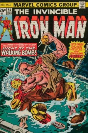 Iron Man # 84 Issues V1 (1968 - 1996)