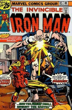 Iron Man # 85 Issues V1 (1968 - 1996)
