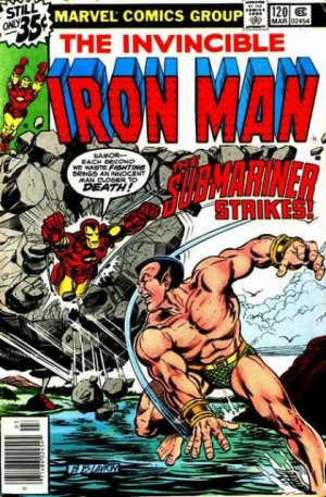 Iron Man # 120 Issues V1 (1968 - 1996)