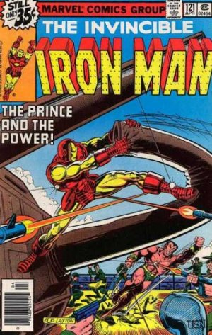 Iron Man # 121 Issues V1 (1968 - 1996)