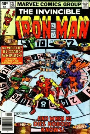 Iron Man # 123 Issues V1 (1968 - 1996)