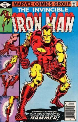 Iron Man # 126 Issues V1 (1968 - 1996)