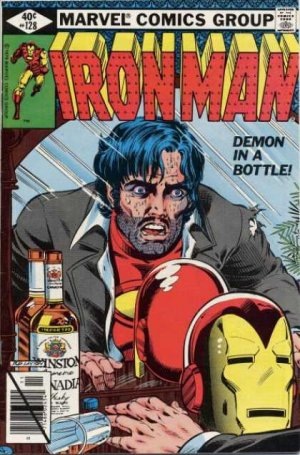 Iron Man # 128 Issues V1 (1968 - 1996)