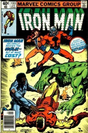 Iron Man # 133 Issues V1 (1968 - 1996)