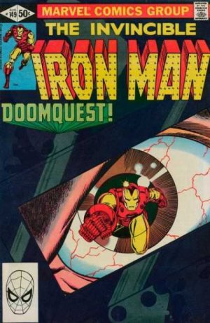 Iron Man # 149 Issues V1 (1968 - 1996)