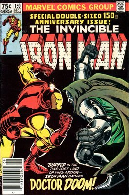 Iron Man # 150 Issues V1 (1968 - 1996)