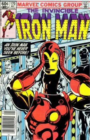 Iron Man # 170 Issues V1 (1968 - 1996)
