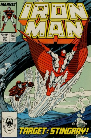 Iron Man # 226 Issues V1 (1968 - 1996)