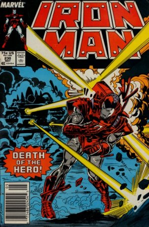 Iron Man # 230 Issues V1 (1968 - 1996)