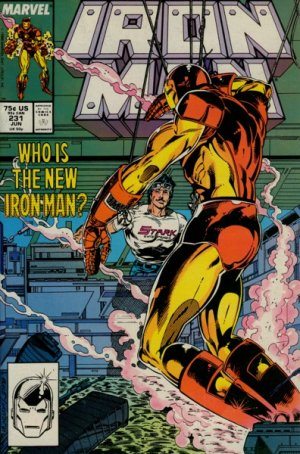 Iron Man # 231 Issues V1 (1968 - 1996)