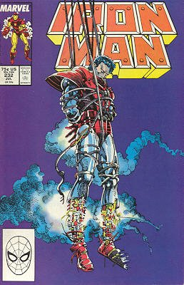 Iron Man # 232 Issues V1 (1968 - 1996)