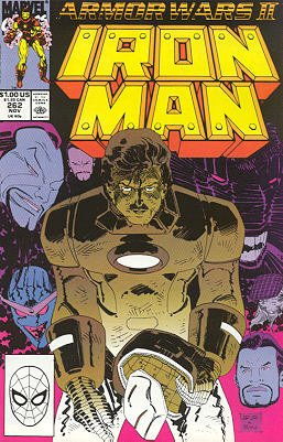 Iron Man # 262 Issues V1 (1968 - 1996)