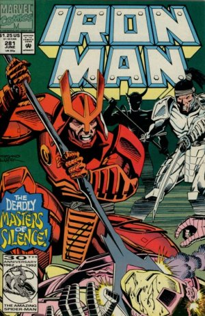 Iron Man # 281 Issues V1 (1968 - 1996)