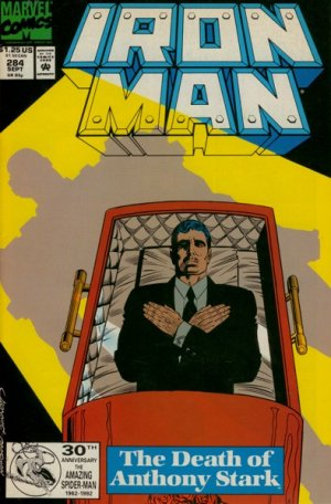 Iron Man # 284 Issues V1 (1968 - 1996)