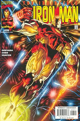 Iron Man # 26 Issues V3 (1998 - 2004)