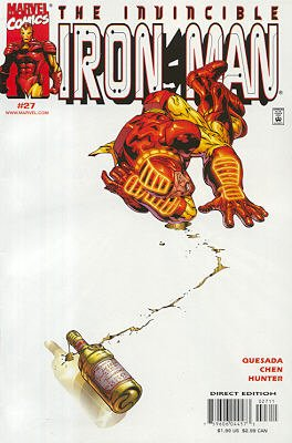 Iron Man # 27 Issues V3 (1998 - 2004)