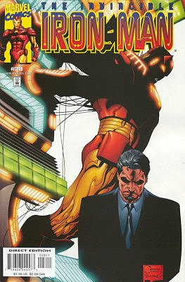 Iron Man # 28 Issues V3 (1998 - 2004)