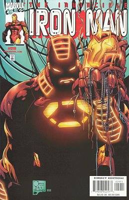 Iron Man # 29 Issues V3 (1998 - 2004)