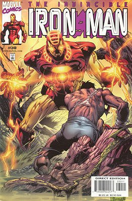 Iron Man # 30 Issues V3 (1998 - 2004)