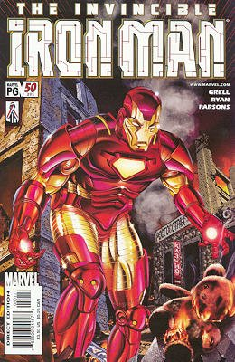Iron Man # 50 Issues V3 (1998 - 2004)