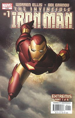 Iron Man édition Issues V4 (2005 - 2009)