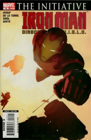 Iron Man # 16 Issues V4 (2005 - 2009)