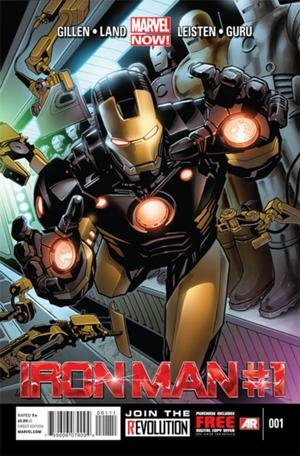 Iron Man édition Issues V5 (2012 - 2014)