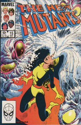 The New Mutants # 15 Issues V1 (1983 - 1991)