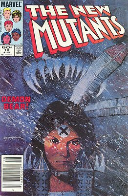 The New Mutants # 18 Issues V1 (1983 - 1991)