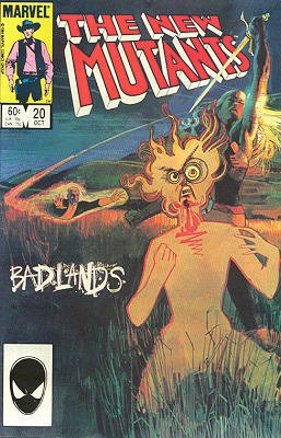 The New Mutants # 20 Issues V1 (1983 - 1991)