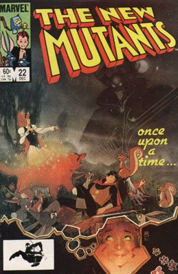 The New Mutants # 22 Issues V1 (1983 - 1991)